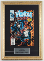 """1993 """"Venom"""" Issue #1 Marvel 12x17 Custom Framed First Issue Comic Book Display at PristineAuction.com"""