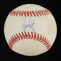 Juan Gonzalez Signed OAL Baseball (JSA COA) at PristineAuction.com