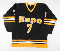 Phil Esposito Signed Jersey (JSA COA) at PristineAuction.com
