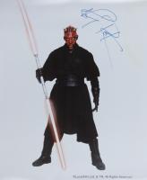 "Ray Park Signed ""Star Wars: Episode I - The Phantom Menace"" 16x20 Photo (JSA COA) (See Description) at PristineAuction.com"