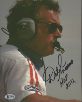 """Dale Inman Signed NASCAR 8x10 Photo Inscribed """"HOF 2012"""" (Beckett COA) at PristineAuction.com"""