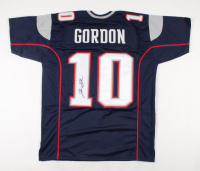 Josh Gordon Signed Jersey (JSA COA) at PristineAuction.com