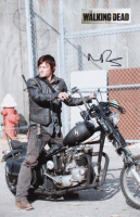 """Norman Reedus Signed """"The Walking Dead"""" 11x17 Photo (Legends COA) at PristineAuction.com"""