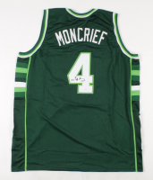 Sidney Moncrief Signed Jersey (JSA COA) at PristineAuction.com