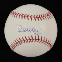 Raul Mondesi Signed OML Baseball (JSA COA) at PristineAuction.com
