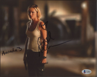 "Crystal Allen Signed ""Anaconda 3: Offspring"" 8x10 Photo Inscribed ""Anaconda 3"" (Beckett COA) at PristineAuction.com"