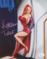 "Kathleen Turner Signed ""Who Framed Roger Rabbit?"" 8x10 Photo (JSA COA) at PristineAuction.com"
