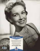 """Vera Miles Signed 8x10 Photo Inscribed """"All the Best"""" (Beckett COA) at PristineAuction.com"""