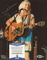 """Emmylou Harris Signed 8x10 Photo Inscribed """"Sweet Dreams"""" (Beckett COA) at PristineAuction.com"""