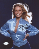 Cheryl Ladd Signed 8x10 Photo (JSA COA) at PristineAuction.com