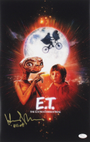 """Henry Thomas Signed """"E.T. the Extra-Terrestrial"""" 11x17 Photo Inscribed """"Elliott"""" (JSA COA) (See Description) at PristineAuction.com"""