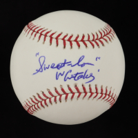 """Sweet"" Lou Whitaker Signed OML Baseball (JSA COA) at PristineAuction.com"