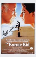 "Ralph Macchio Signed ""The Karate Kid"" 11x17 Movie Photo (JSA COA) at PristineAuction.com"