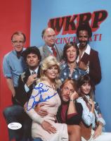 "Loni Anderson Signed ""WKRP in Cincinnati"" 8x10 Photo (JSA COA) at PristineAuction.com"
