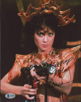 """Melody Anderson Signed """"Flash Gordon"""" 8x10 Photo Inscribed """"Blessings"""" (Beckett COA) at PristineAuction.com"""