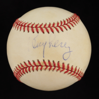 Tony Perez Signed ONL Baseball (JSA COA) at PristineAuction.com