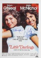 "Tatum O'Neal & Kristy McNichol Signed ""Little Darlings"" 11x17 Photo (JSA Hologram) at PristineAuction.com"