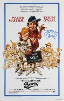 "Tatum O'Neal Signed ""The Bad News Bears"" 11x17 Movie Poster Photo (JSA COA) at PristineAuction.com"