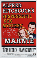 "Tippi Hedren Signed ""Marnie"" 11x17 Movie Poster Photo  (JSA COA) at PristineAuction.com"