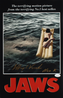 """Jeffrey Voorhees Signed """"Jaws"""" 11x17 Photo Inscribed """"Alex K."""" (JSA COA) at PristineAuction.com"""