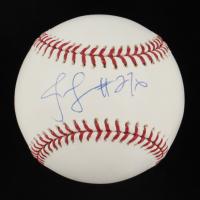 Jennie Finch Signed OML Baseball (JSA COA) at PristineAuction.com