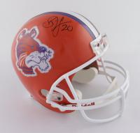 Brian Dawkins Signed Clemson Tigers Full-Size Throwback Helmet (JSA COA) (See Description) at PristineAuction.com