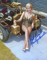 """Pat Priest Signed """"The Munsters"""" 8x10 Photo Inscribed """"Marilyn Munster"""" (JSA COA) at PristineAuction.com"""