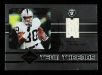 Jerry Rice / Bo Jackson 2004 Leaf Limited Team Threads Dual #TT20 #14/50 at PristineAuction.com