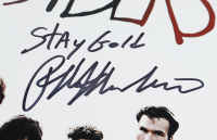 """Ralph Macchio & C. Thomas Howell Signed """"The Outsiders"""" 11x17 Photo Inscribed """"Ponyboy"""" & """"Stay Gold"""" (JSA COA) at PristineAuction.com"""
