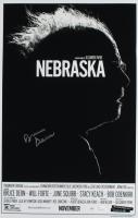 "Bruce Dern Signed ""Nebraska"" 11x17 Movie Poster (JSA COA) at PristineAuction.com"
