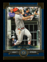 Mike Trout 2019 Topps Museum Collection Sapphire #1 #47/150 at PristineAuction.com