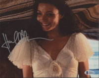 """Karen Allen Signed """"Raiders of the Lost Ark"""" 8x10 Photo (Beckett COA) at PristineAuction.com"""