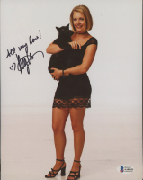 """Melissa Joan Hart Signed """"Sabrina the Teenage Witch"""" 8x10 Photo Inscribed """"All My Love!"""" (Beckett COA) at PristineAuction.com"""