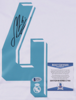 Sergio Ramos Signed Jersey (Beckett COA) at PristineAuction.com