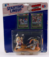 Alan Trammell Signed Tigers Starting Lineup Action Figure with Card (JSA COA) at PristineAuction.com