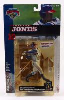 Chipper Jones Signed Braves McFarlane's Big League Challenge Action Figure (JSA COA) at PristineAuction.com