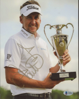 Ian Poulter Signed 8x10 Photo (Beckett COA) at PristineAuction.com