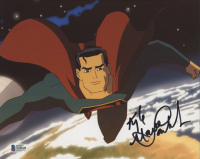 """Kyle MacLachlan Signed """"Justice League: The New Frontier"""" 8x10 Photo (Beckett COA) at PristineAuction.com"""