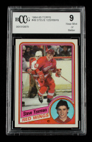 Steve Yzerman 1984-85 Topps #49 RC (BCCG 10) at PristineAuction.com