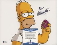 "Dan Castellaneta Signed ""The Simpsons"" 8x10 Photo (Beckett COA) at PristineAuction.com"