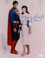 "Margot Kidder Signed ""Superman"" 11x14 Photo Display Inscribed ""(Lois Lane)"" (JSA COA) at PristineAuction.com"