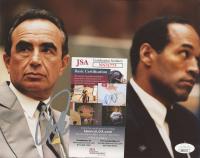 Robert Shapiro Signed 8x10 Photo (JSA COA) (See Description) at PristineAuction.com