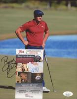 Bryson Dechambeau Signed 8x10 Photo (JSA COA) at PristineAuction.com