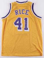 Glen Rice Signed Jersey (JSA COA) at PristineAuction.com