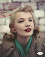 Gena Rowlands Signed 8x10 Photo (JSA COA) at PristineAuction.com