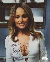 "Giada De Laurentiis Signed 8x10 Photo Inscribed ""XO"" (JSA COA) at PristineAuction.com"