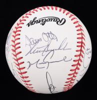 ONL Baseball 1994 Cubs Team-Signed by (15) with Ryne Sandberg, Mark Grace, Sammy Sosa, Dave Otto, Chuck Crim, Rick Wilkins (JSA ALOA) at PristineAuction.com