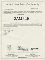Mikhail Gorbachev Signed 16x24 Custom Framed Display (JSA ALOA) at PristineAuction.com