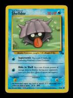 Shellder 1999 Pokemon Fossil Unlimited #54 at PristineAuction.com