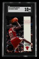 Michael Jordan 1993-94 SkyBox Premium #45 (SGC 10) at PristineAuction.com